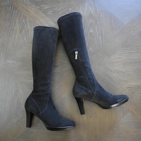 342d45e3815 Aquatalia Shoes - Aquatalia by Marvin K Rhumba Boot in Gray